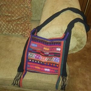 Handmade in India Bag